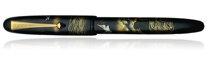 Namiki Yukari Collection Fountain Pens in Wave and Plover