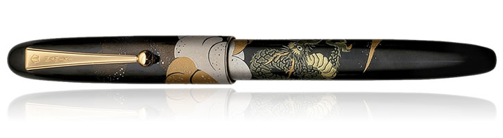 Namiki Nippon Art Collection Fountain Pens in Dragon with Cumulus