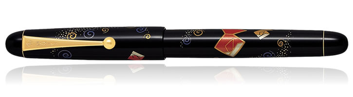 Origami Goldfish Namiki Nippon Art Collection Fountain Pens