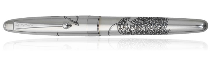 Namiki Sterling Collection Rollerball Pens in Hawk