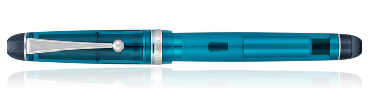Pilot Custom 74 Fountain Pens in Teal