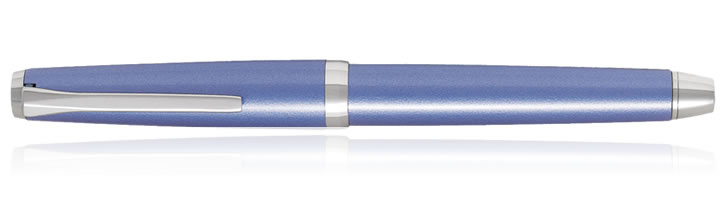 Pilot Metal Falcon Collection Fountain Pens in Sapphire
