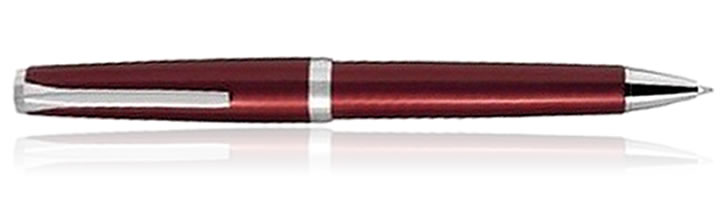 Pilot Metal Falcon Collection Ballpoint Pens in Burgundy