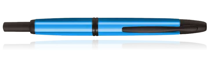 Pilot Vanishing Point Collection Fountain Pens in Mountain Blue