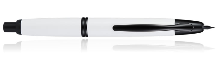 Image result for Namiki Vanishing Point Fountain Pen White