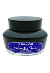 Sailor Jentle Bottled Ink(50ml) Fountain Pen Ink in Blue Black