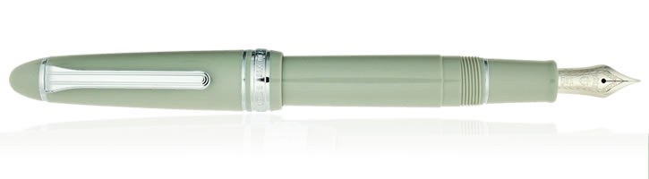 Sailor 1911 Standard Fountain Pens in Anchor Gray