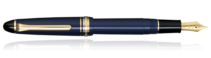 Sailor 1911 Standard Fountain Pens in Blue