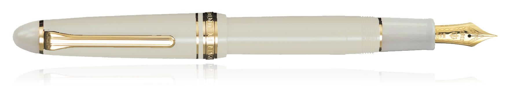 Sailor 1911 Standard Ivory Fountain Pen
