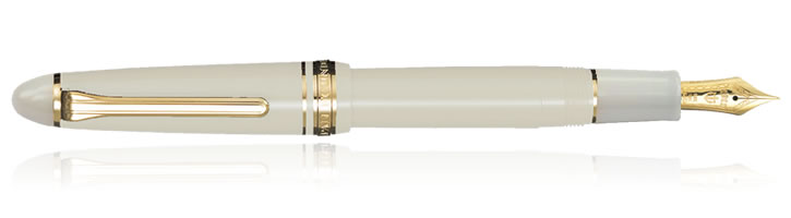 Sailor 1911 Standard Fountain Pens in Ivory