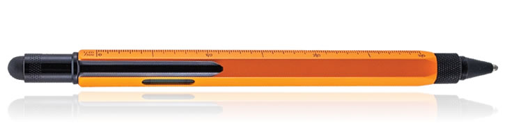 Monteverde One Touch Stylus Tool Ballpoint Pens in Orange