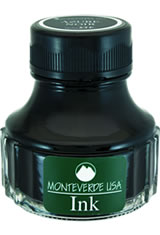 Monteverde Bottled Ink(90ml) Fountain Pen Ink in Azure Noir