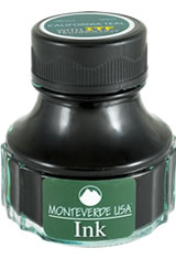 Monteverde Bottled Ink(90ml) Fountain Pen Ink in California Teal