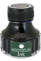 Monteverde Bottled Ink(90ml) Fountain Pen Ink in Charoite
