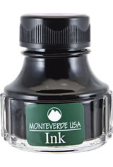 Cherry Danish Monteverde Bottled Ink(90ml) Fountain Pen Ink