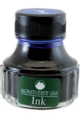 Confidence Blue Monteverde Bottled Ink(90ml) Fountain Pen Ink