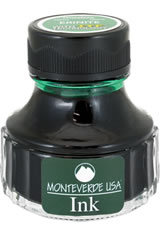 Monteverde Bottled Ink(90ml) Fountain Pen Ink in Erinite