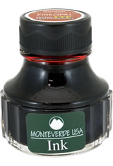 Monteverde Bottled Ink(90ml) Fountain Pen Ink in Fireopal