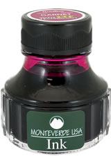 Monteverde Bottled Ink(90ml) Fountain Pen Ink in Garnet