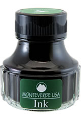 Monteverde Bottled Ink(90ml) Fountain Pen Ink in Hope Green