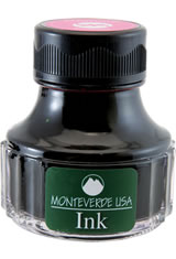 Monteverde Bottled Ink(90ml) Fountain Pen Ink in Kindness Pink