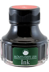 Love Red Monteverde Bottled Ink(90ml) Fountain Pen Ink