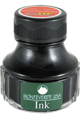 Mandarin Orange Monteverde Bottled Ink(90ml) Fountain Pen Ink