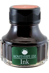 Motivation Orange Monteverde Bottled Ink(90ml) Fountain Pen Ink