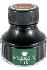 Monteverde Bottled Ink(90ml) Fountain Pen Ink in Napa Burgundy
