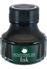 Monteverde Bottled Ink(90ml) Fountain Pen Ink in Ocean Noir