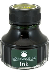 Olivine Monteverde Bottled Ink(90ml) Fountain Pen Ink