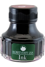 Monteverde Bottled Ink(90ml) Fountain Pen Ink in Passion Burgundy