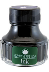 Monteverde Bottled Ink(90ml) Fountain Pen Ink in Peace Blue