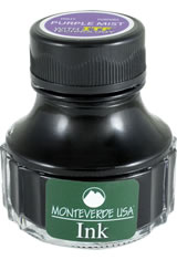 Monteverde Bottled Ink(90ml) Fountain Pen Ink in Purple Mist