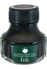 Monteverde Bottled Ink(90ml) Fountain Pen Ink in Raven Noir