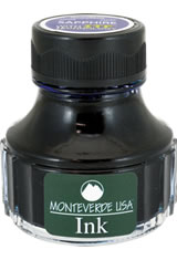 Monteverde Bottled Ink(90ml) Fountain Pen Ink in Sapphire