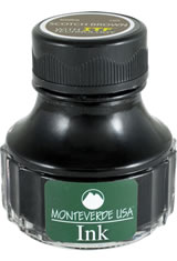 Monteverde Bottled Ink(90ml) Fountain Pen Ink in Scotch Brown