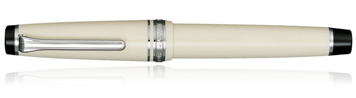 Sailor Professional Gear Color Series Fountain Pens in Ivory