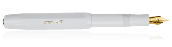 Kaweco Classic Sport Fountain Pens in White