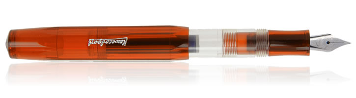 Kaweco Ice Sport Fountain Pens in Orange