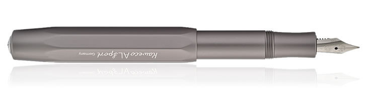 Anthracite Kaweco AL Sport Fountain Pens