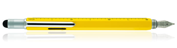 Monteverde One Touch Stylus Tool  in Yellow