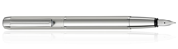 Pelikan Pura Fountain Pens in Silver