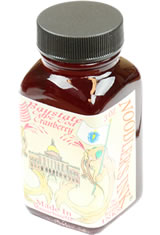 Noodlers Bottled(3oz) Fountain Pen Ink in Baystate Cape Cod Cranberry