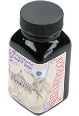 Noodlers Bottled(3oz) Fountain Pen Ink in Baystate Concord Grape