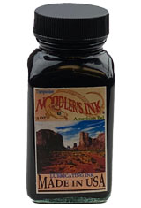 Eel Turquoise Noodlers Bottled(3oz) Fountain Pen Ink
