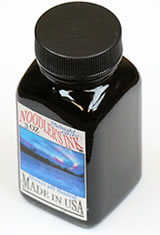 Noodlers Bottled(3oz) Fountain Pen Ink in Midnight Blue