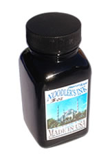 Noodlers Bottled(3oz) Fountain Pen Ink in Ottoman Azure