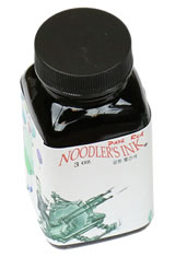 Noodlers Bottled(3oz) Fountain Pen Ink in Park Red