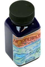 Noodlers Bottled(3oz) Fountain Pen Ink in Polar Blue